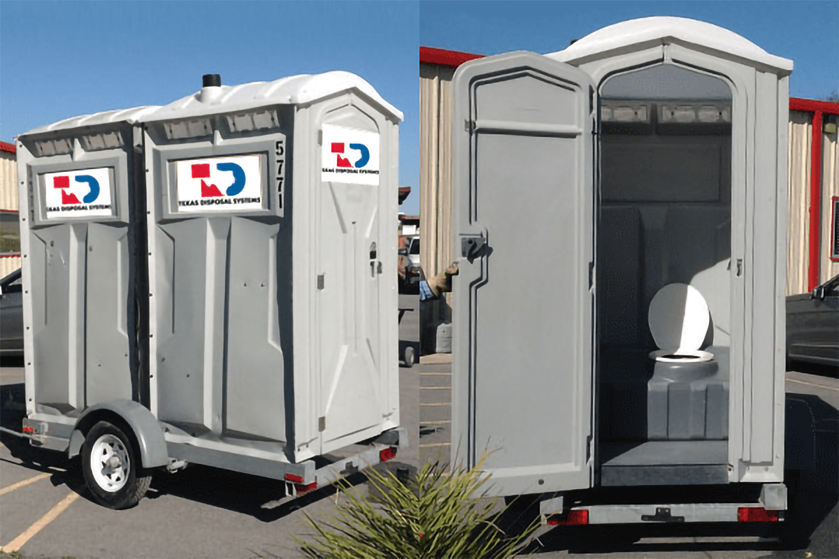 Texas Disposal Systems Rolling Units