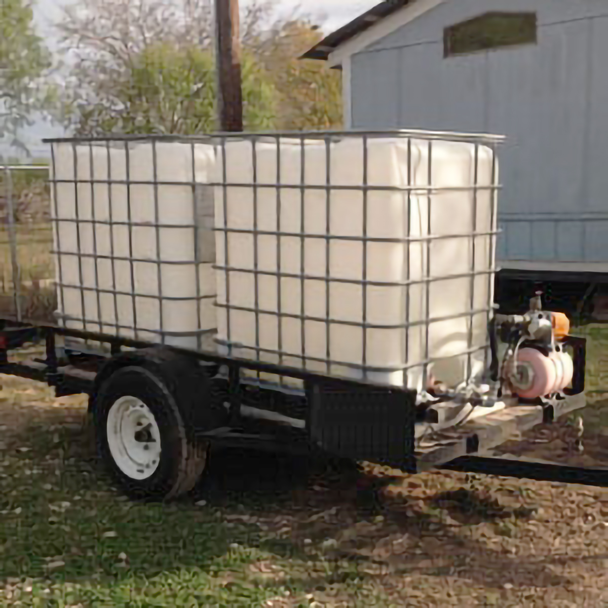 Texas Disposal Systems Water Tanks